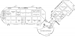 Fort Wayne Boat Show Layout - view available booth space